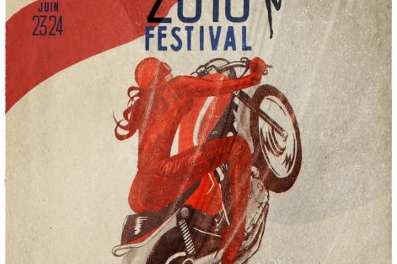 Cafe Racer Festival 2018